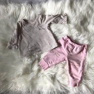 Other - Outfit baby girl